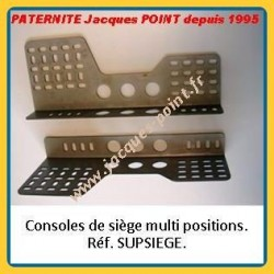 Consoles multipositions