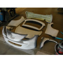 Polyester Peugeot 207 style S2000 pour GF2000.